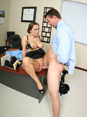 Office Moms Porn